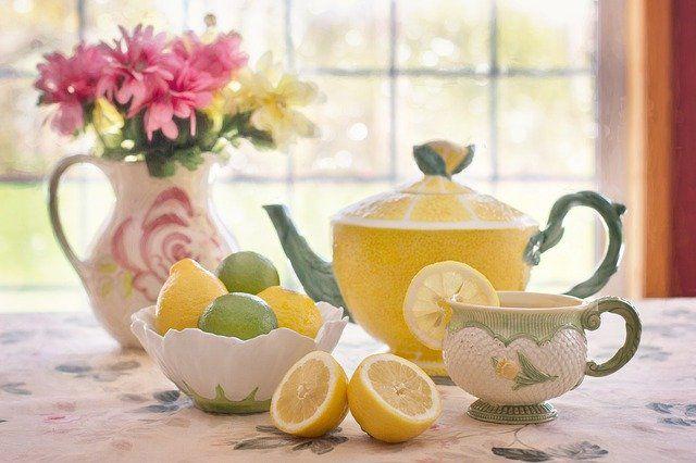 cosmesi naturale le proprietà del limone