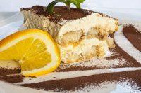 Tiramisù al cocco e cioccolato bianco Spa Hotel Parigi 2