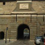 Porta sant'Alessanndro fu una delle prime porte realizzate nella cinta delle mura venete nel 500.