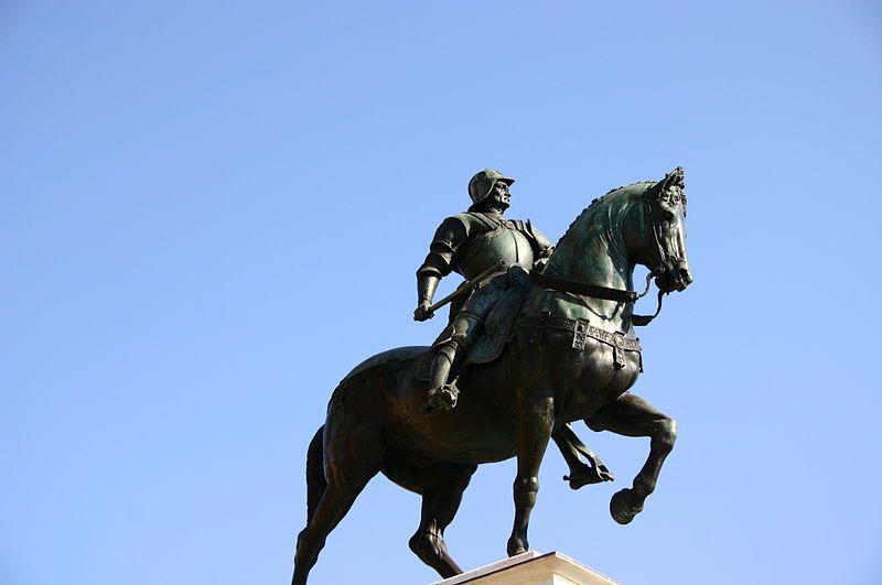 Bartolomeo Colleoni il re senza corona di Bergamo condottiero bergamasco