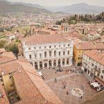 Citta alta Bergamo - tratta da www.vivereinviaggio.com