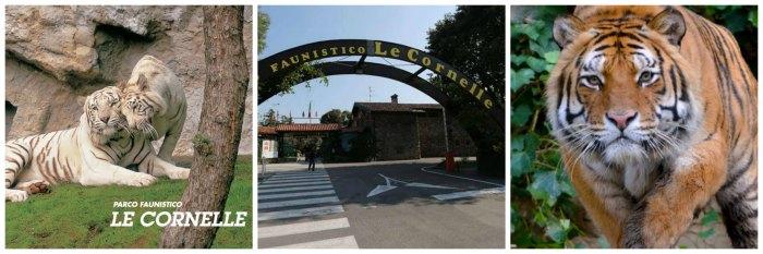 Parco faunistico Zoo Le Cornelle Bergamo