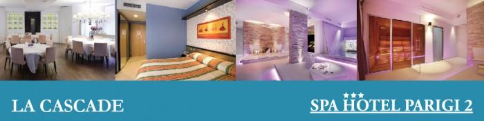 Centro benessere La Cascade - Spa Hotel Parigi 2 offerte