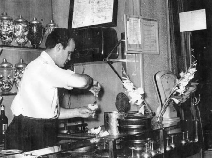 Enrico Panattoni - inventore della stracciatella a Bergamo