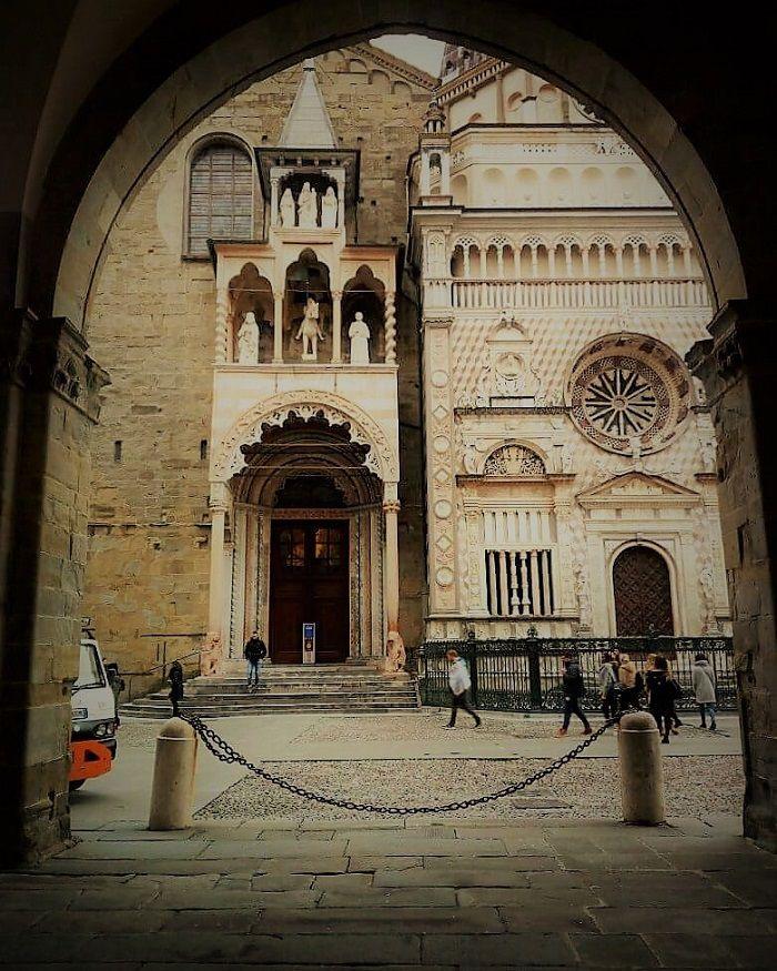 Bergamo e cultura itinerari e personaggi celebri
