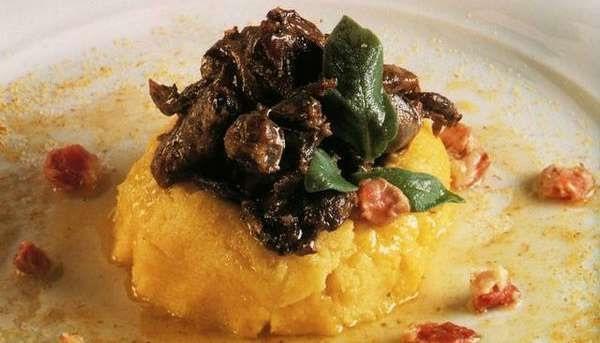 Cucina bergamasca polenta e osei