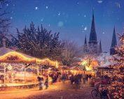 Bergamo e la magia del Natale mercatini di natale Bergamo