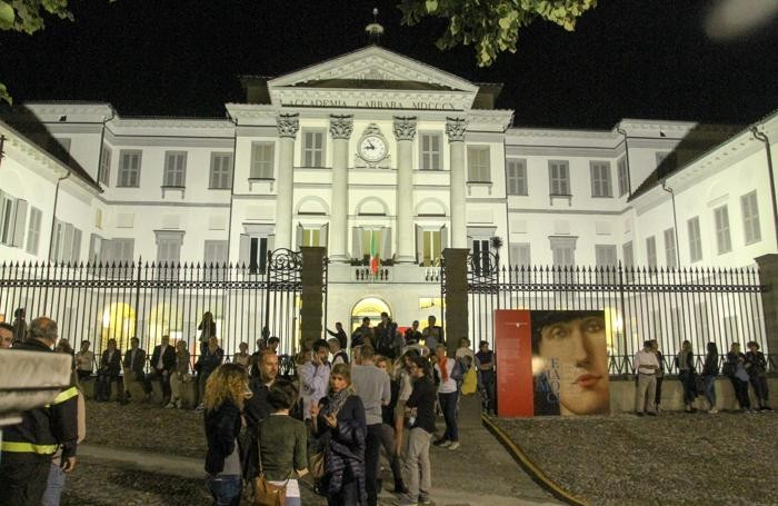 Accademia Carrara - tratta dall'Eco di Bergamo