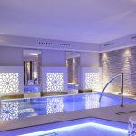 vasca aeromassaggio e idromassaggio spa hotel parigi 2 dalmine