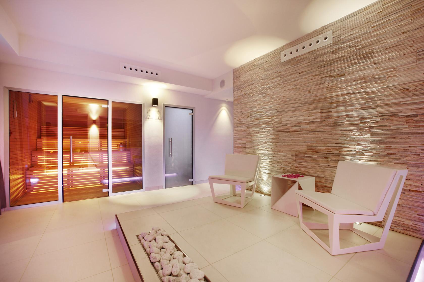 spa area umida - hotel parigi 2 - Zona Migliore Soggiorno Parigi 2