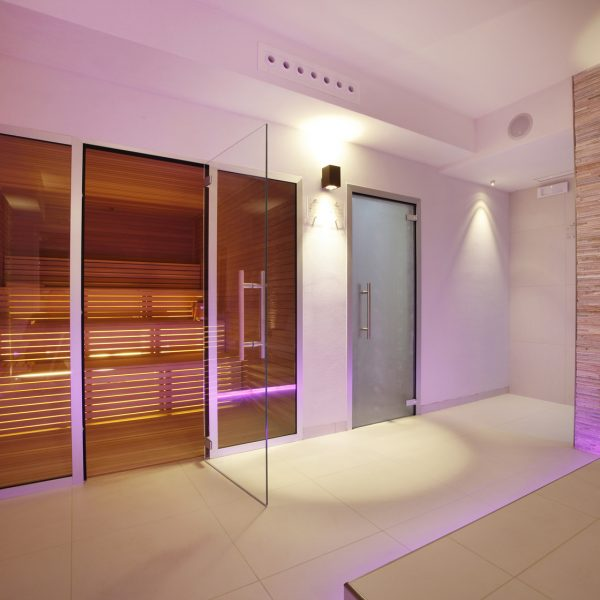 Sauna e bagno vapore - Spa Hotel Parigi 2 Dalmine