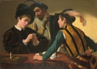 Caravaggio artista italiano geni bergamaschi