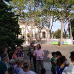 Piazza Caduti Dalmine - Visita Fondazione Dalmine