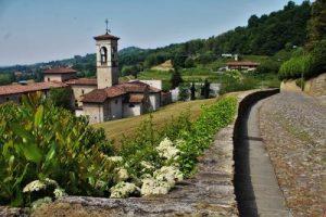 Bergamo patrimonio Unesco le mura di città alta