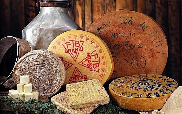I migliori formaggi di Bergamo e provincia