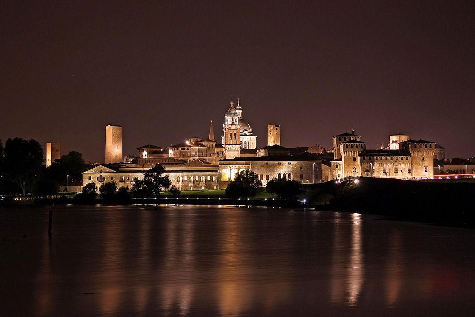 Siti Unesco della Lombardia - Mantova e Sabbioneta