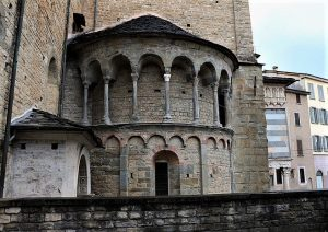 Il Romanico a Bergamo - Basilica di Santa Maria Maggiore