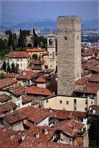 Romanico a Bergamo -Torre del Gombito