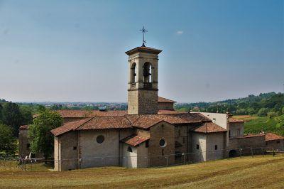 Miniera di Astino - colli di Bergamo - monastero di Astino