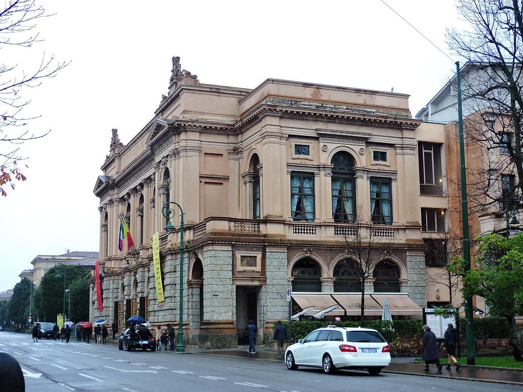 Festival del Donizetti Bergamo teatro