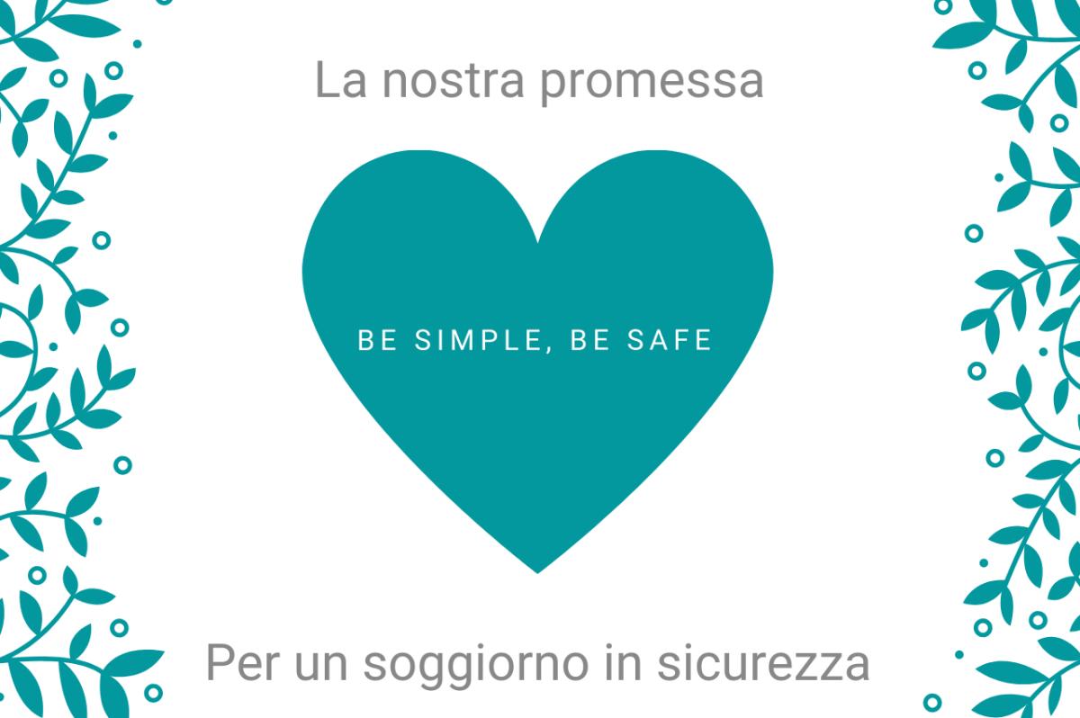 soggiorno sicuro be simple be safe