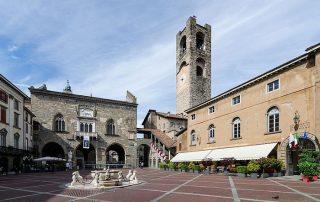 Esplorare Bergamo visitare Città Alta