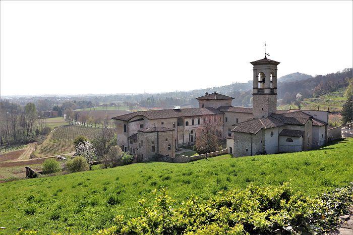 a half-day visit to Bergamo explore Lombardy