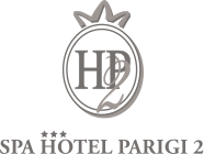 Spa Hotel Parigi 2 Dalmine – Camere e benessere Logo