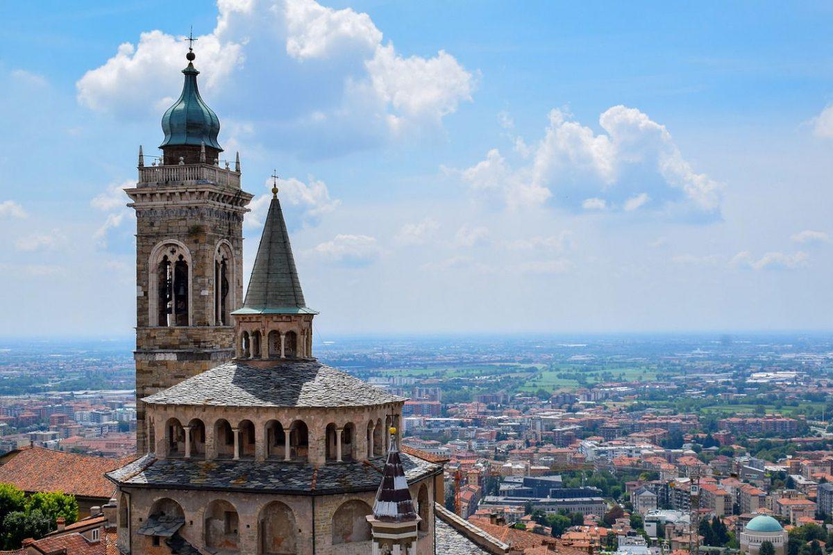 Gita a Bergamo in famiglia - cosa vedere